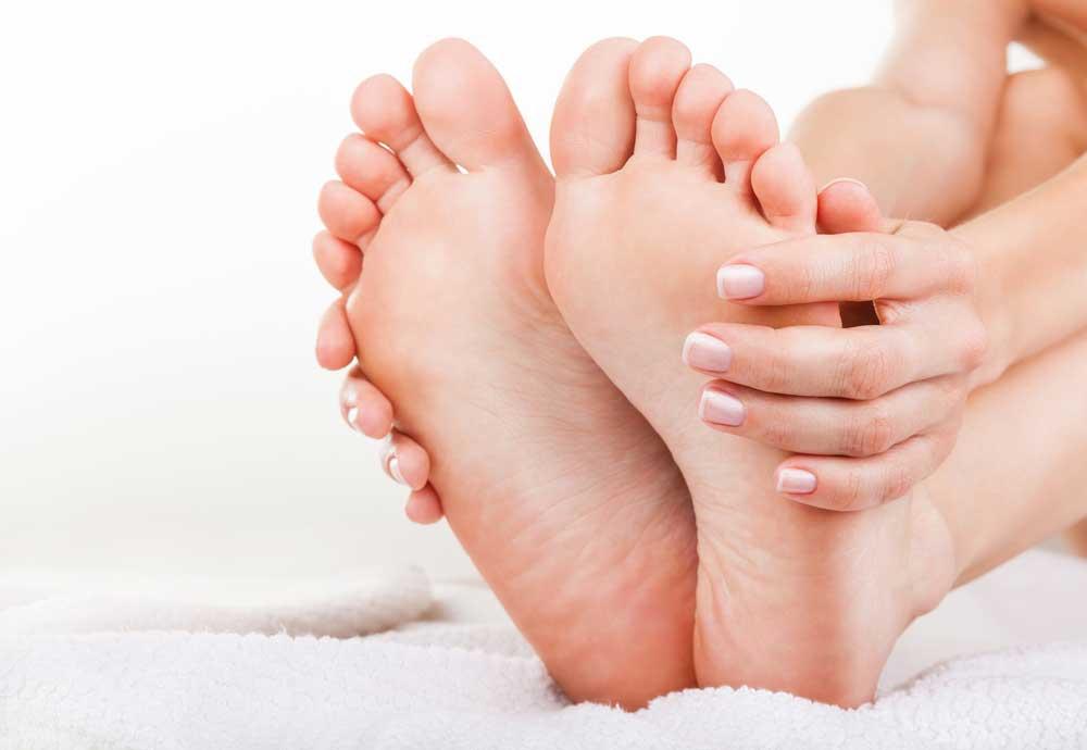 Feet-Dry